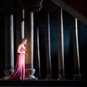 Jane Archibald as Semele in the Canadian Opera Company production of Semele, 2012. Photo: Chris Hutcheson 2012