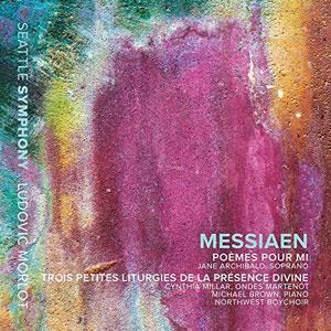 CD Messiaen